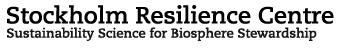 Stockholm Resilience Center