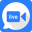 Zufälliger-Video-Chat - TalkTalkCam icon
