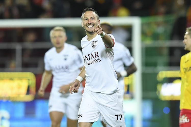 Seraing frappe un grand coup en signant Danijel Milicevic