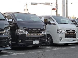 ハイエースバン  Super GL Ver.Ⅴ 50TH Anniversary Limitedのカスタム事例画像 Mr.Jinさんの2018年12月30日20:56の投稿