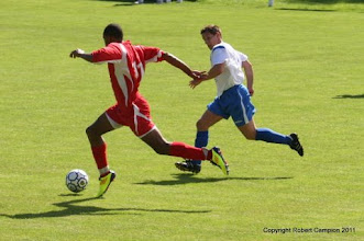 Photo: 20/08/11 v Hook Norton (Hellenic League Div 1 West) 1-2 - contributed by Rob Campion
