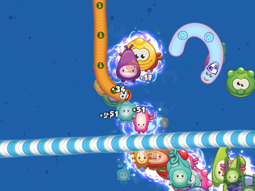 Worms Zone .io - Voracious Snake 1.2.4 screenshots 10