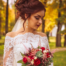 Wedding photographer Artem Skirmakov (AMSV). Photo of 07.11.2016