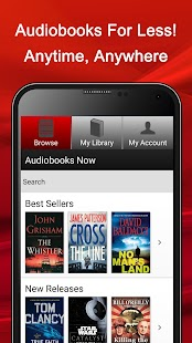 Audiobooks Now Audio Books- screenshot thumbnail