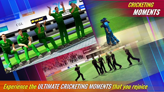 Cricket League GCL : Cricket GameApk Download For Android 2