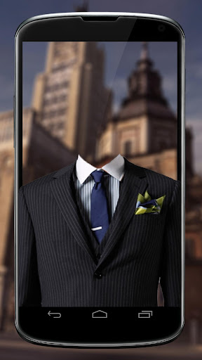 Man Suit Camera 4.5 screenshots 2