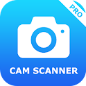 Camera To PDF Scanner Pro icon