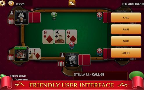 Texas HoldEm Poker LIVE ♠ Free - screenshot thumbnail