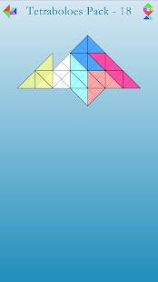 Download Tangram & Polyform Puzzle For PC Windows and Mac apk screenshot 3