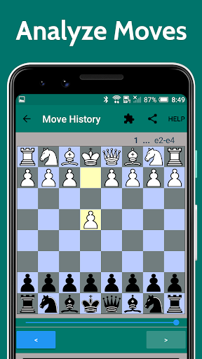 Chess Time - Multiplayer Chess 3.4.2.89 screenshots 6