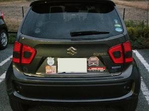イグニス FF21S Fリミテッド 4WD セーフティパッケージモデルのカスタム事例画像 やひろっち@信州さんの2018年12月11日18:18の投稿