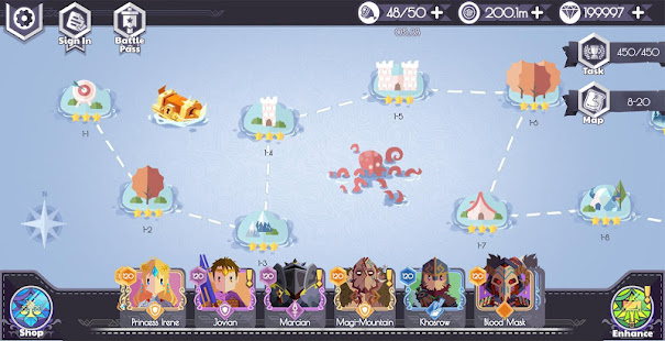 Lords Hooray: Island Rush for PC-Windows 7,8,10 and Mac apk screenshot 16