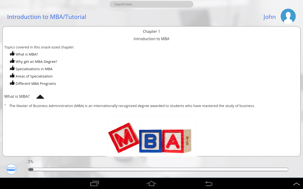 learn mba and accounting android apps on google play learn mba and accounting screenshot