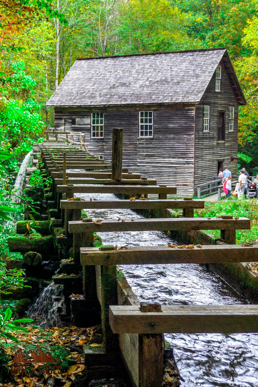 Great Smoky Mountains Mingus Mill