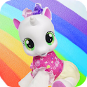 Baby Game Toy Pony Rattle icon