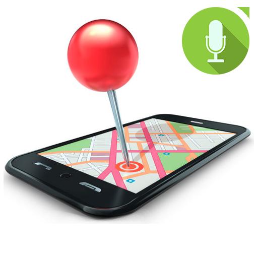 GPS Voice Navigation & Tracker