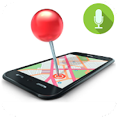 GPS Voice Navigation & Tracker