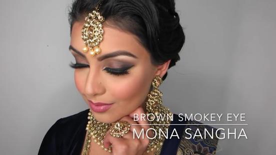 Bridal Makeup Video Tutorials Screenshot Thumbnail