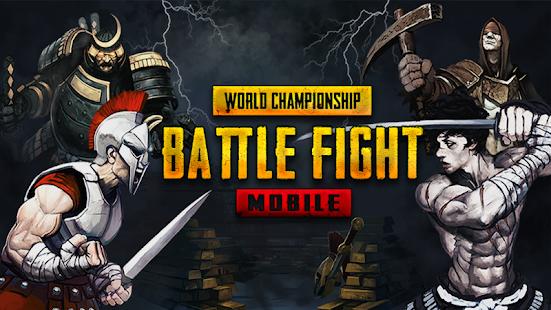 Battle Fight : VS Fighting 3