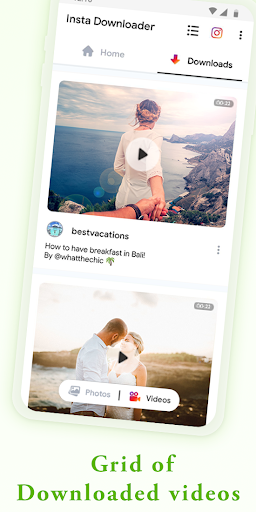 Video-Downloader für Insta - Repost für Instagram-Screenshots 7