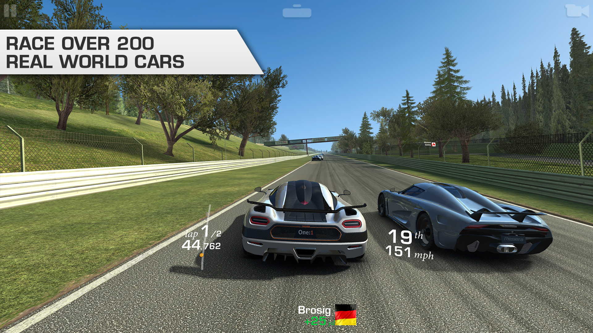 Real Racing 3 Mod Apk (Unlimited Money/Unlocked All) 1