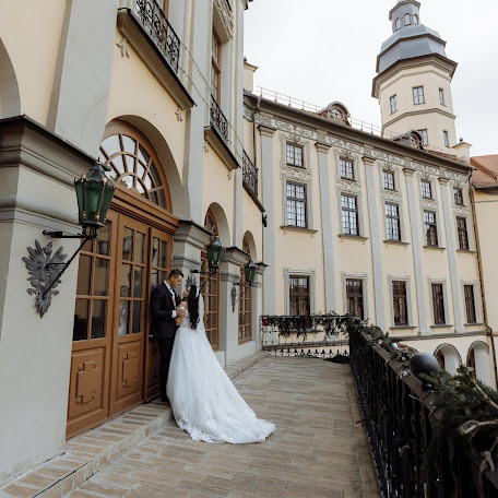 Wedding photographer Andrey Masalskiy (Masalski). Photo of 16.01.2018