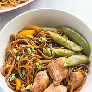 Teriyaki Chicken With Noodles Recipes