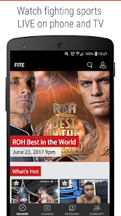 FITE - MMA, Wrestling, Boxing- screenshot thumbnail