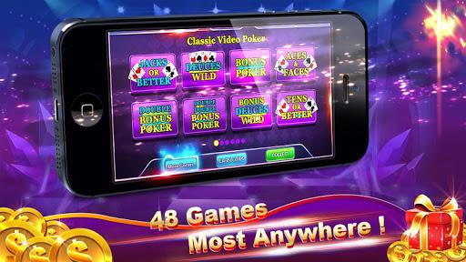 Video Poker : Classic Casino Poker Games Offline  screenshots EasyGameCheats.pro 1