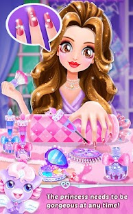 Magic Royal Princess School - Girl Dress Up - náhled