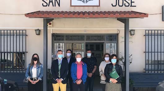 La Junta invierte casi 430.000 euros en la Residencia Escolar San José