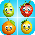 Kids Game: Match Fruits icon