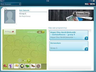 Argus Clou Aardrijkskunde screenshot 3