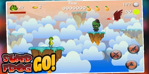 super frog go! new adventure games 2019 screenshot 2