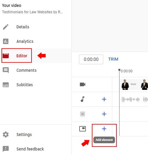 Hover over view and click details