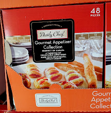 Photo: We hadn't tried the Gourmet Appetizer Collection so I was more than willing to grab a box! Rich and delicious? Perfect for moms needing a little pampering!