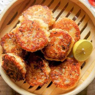 Sesame Bread Patties Recipe (Bread Cutlets)