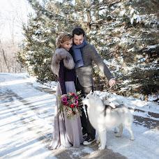 Wedding photographer Anastasiya Arestova (NastiAries). Photo of 17.12.2017