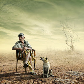The Old World by Ketut Manik - Digital Art People