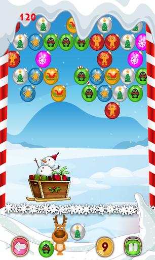 クリスマスゲーム:子供のための泡 Games for kid