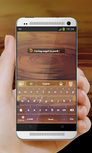 玩個人化App|Angel Prayer GO Keyboard免費|APP試玩