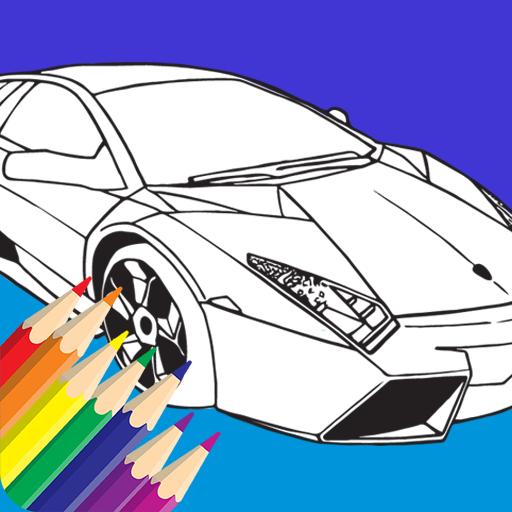 Cars Motorcycle Coloring Pages Google Play De Uygulamalar