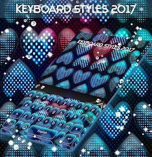 Styly klávesnice 2017 - náhled