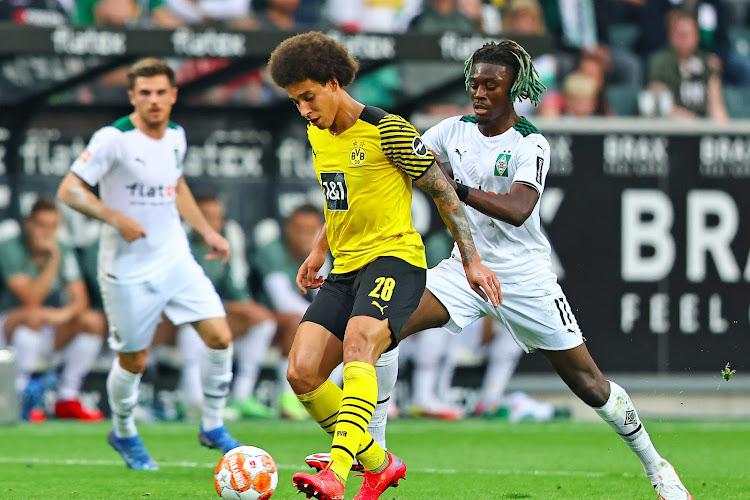 Battu à Mönchengladbach, Dortmund est distancé