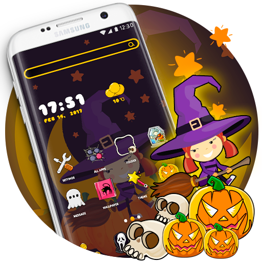 Halloween Theme for Android Icon