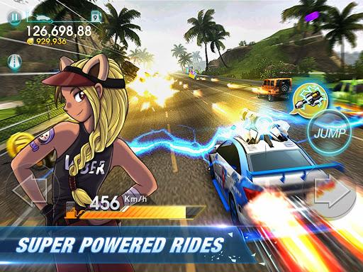 Viber Infinite Racer screenshot 14