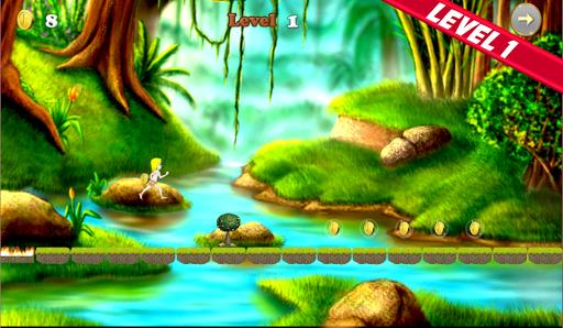 jungle Tarzan Run Game