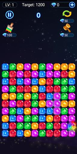 Pop Stone : Jewels Games Pop Star - blast match 3 1.4 screenshots 2