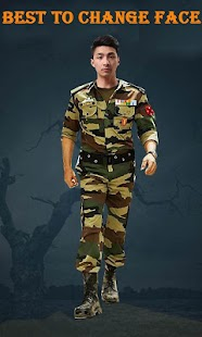 Indian Army Photo Suit - náhled
