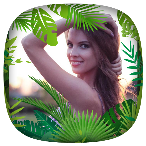 Jungle Photo Frames 遊戲 App LOGO-硬是要APP